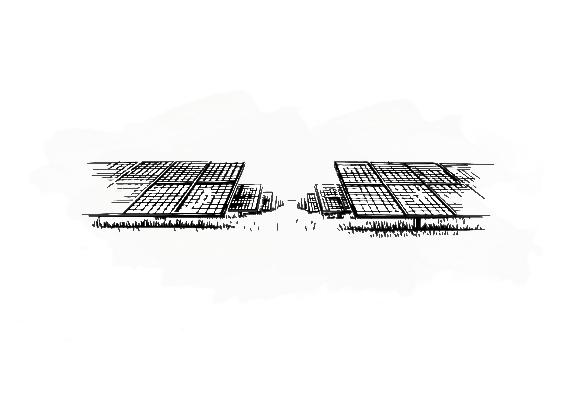 Наземные солнечные электростанции