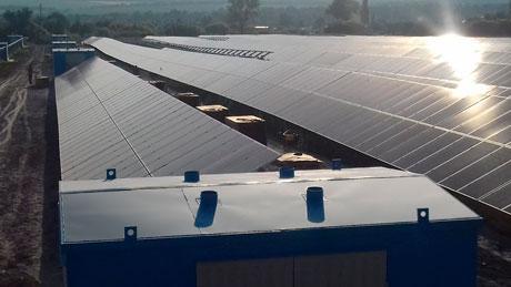 Сонячна електростанція Благовіщенська-2 фото