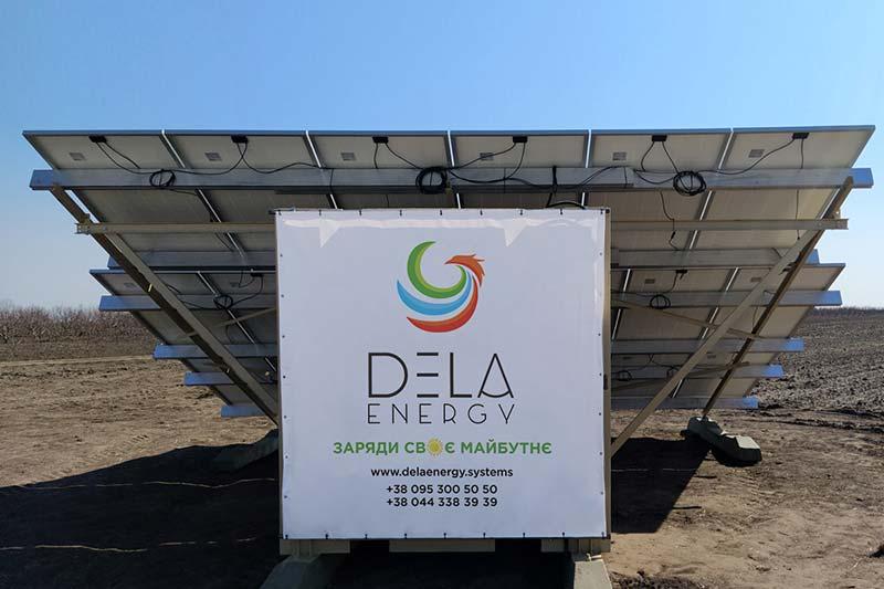 Мы установили модуль автономного энергообеспечения полива сельскохозяйственных угодий WATERFALL 8!