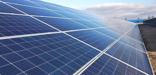 установка солнечных батарей цена